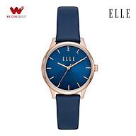 Đồng hồ Nữ Elle dây da 34mm - ELL21028 thumbnail