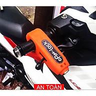 Khóa chống trộm cho xe máy Caps lock thumbnail