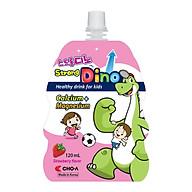 Nước Uống Dinh Dưỡng Vị Sữa Dành Cho Trẻ Em Strong Dino (10 Gói x 120ml) thumbnail
