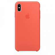 Ốp lưng silicon case cho iPhone X Xs chống sốc chống bám bẩn thumbnail