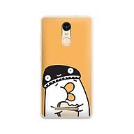 Ốp lưng dẻo cho điện thoại Xiaomi Redmi Note 3 - 01122 7901 DUCK04 - Hàng Chính Hãng thumbnail