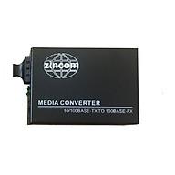 Bộ chuyển đổi quang điện ZINCOM ZC-1000M 2 sợi 10 100 1000M Hàng nhập khẩu thumbnail