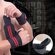 Cặp quấn cổ tay tập gym, Băng quấn cổ tay tập gym (SP062) thumbnail