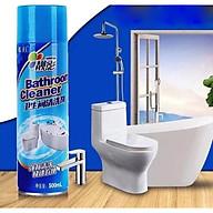 Chai xịt bọt tuyết đánh bay vết bẩn, vết ố vàng cứng đầu nhất dùng cho nhà tắm, nhà vệ sinh- 500ml thumbnail