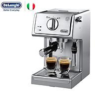 Máy pha cà phê tự động chuyện dụng cho các quán cà phê thương hiệu cao cấp Delonghi ECP36.31 Công suất 1100 (W) dung tích 1,1 lít - Hàng nhập khẩu thumbnail