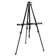 Heavy Iron Adjustable Art Painting Easel Tripod Stand for Artist Draw Board Sketch thumbnail