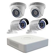 Trọn bộ 4 Camera giám sát HIKVISION TVI 2 Megapixel DS-2CE56D0T-IR chuẩn Full HD - Hàng chính hãng thumbnail