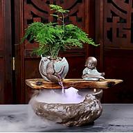 Thác Nước Phong Thủy Chú Tiểu Khải Đàn 02 thumbnail