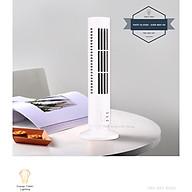 Quạt Mini Điều Hòa Để Bàn Hình Tháp Q-530 - Điều Hòa Không Khí Dọc Quạt Tháp - Cắm Điện Dây USB thumbnail