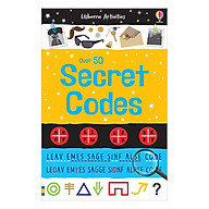 Usborne Over 50 Secret Codes thumbnail