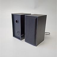 Bộ loa mini kết nối có dây dành cho máy tính ,điện thoại , Ipad (D9) - Hàng nhập khẩu thumbnail