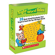 Sight Word Tales 25 Read-Aloud Storybooks That Target and Teach the Top 100 Sight Words (Box set) thumbnail