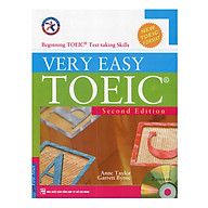 Very Easy Toeic (Kèm 2 CD) - Tái Bản thumbnail