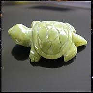Rùa phong thủy tạc tay, tượng rùa cẩm thạch phong thủy nhiều size thumbnail