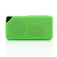 Loa Mini Bluetooth Không Dây Cho Smartphone X3 2.4GHz thumbnail