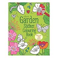 Usborne Garden Sticker and Colouring Book thumbnail