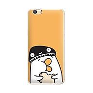 Ốp lưng dẻo cho điện thoại Oppo F1S - A59 - 01087 7901 DUCK04 - Hàng Chính Hãng thumbnail