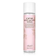 Nước hoa hồng dưỡng ẩm chuyên sâu từ tinh chất cacao Benton Cacao Moist and Mild Toner 150ml thumbnail
