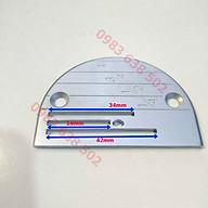 Mặt nguyệt B28 cho máy khâu công nghiệp-B28 Needle plate thumbnail