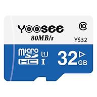 Thẻ Nhớ Camera Yoosee 32GB Class 10 - Hàng Nhập Khẩu thumbnail