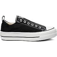 Converse Women s Chuck Taylor All Star Lift Slip Sneaker thumbnail