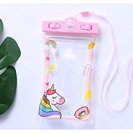 Túi đựng điện thoại chống nước - TU41 (Giao ngẫu nhiên mẫu) thumbnail