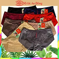 Quần lót nữ cao cấp ren không đường may loại 1, Combo 5 cái, Từ 45 đến 55kg, đồ lót An Đông, QBOMM thumbnail