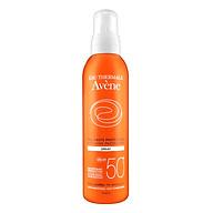 Chai Xịt Chống Nắng Bảo Vệ Tối Đa Avène Very High Protection Spray 50+ (200ml) thumbnail