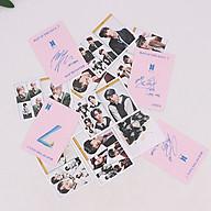 Lomo book nhóm nhạc thần tượng BTS thumbnail