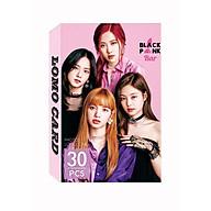 Bộ Ảnh Thẻ Blackpink Lomo Card Mới Nhất thumbnail