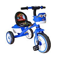 Xe 3 bánh Nhựa Chợ Lớn L11 hình Robot - Giao màu ngẫu nhiên thumbnail