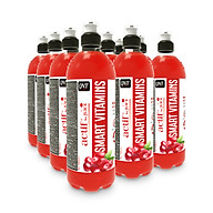 ACTIF SMART VITAMIN DRINK CRANBERRY 12 X 700 ML thumbnail