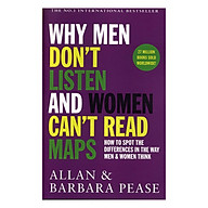 Why Men Don t Listen And Women Can t Read Maps How To Spot The Differences In The Way Men And Women Think thumbnail