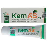 [2 hộp] Kem dưỡng da đặc biệt cho da tay khô, bong tróc, nứt nẻ, á sừng. Giúp giảm các chứng viêm sưng da do dị ứng với nước giặt, chất tẩy rửa. Kemas, hộp 30g. thumbnail
