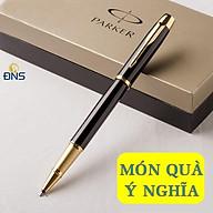 Bút Bi, Bút Ký PARKER Cao Cấp NHẬP KHẨU- MÓN QUÀ Ý NGHĨA - Miễn Phí Khắc Chữ, Logo & Tặng kèm Ngòi Ký thumbnail