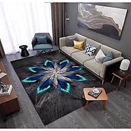 Thảm trải sàn bali cao cấp kích thước 160 230cm mã 28 thumbnail