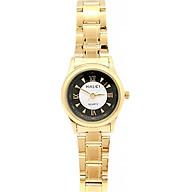 Đồng hồ Nữ Halei HL4890 Dây vàng thumbnail