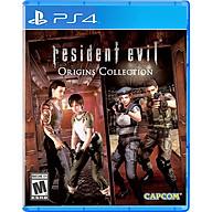 Đĩa game PS4 Trọn Bộ Resident Evil - Hàng Nhập Khẩu thumbnail