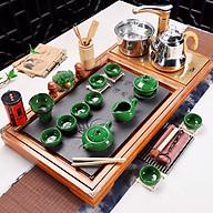 Bàn trà điện mặt đá Bách Tùng thumbnail