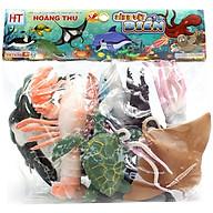 Đồ Chơi Túi Sinh Vật Biển Cho Bé Nhận Biết HT7506 thumbnail