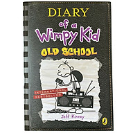 Diary Of A Wimpy Kid 10 Old School (Paperback) thumbnail