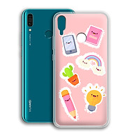 Ốp lưng dẻo cho điện thoại Huawei Y9 2019 - 01143 0515 FUNNY04 - Hàng Chính Hãng thumbnail