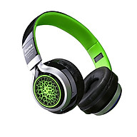 ST-40 Wireless & Wired Bluetooth Over Ear Stereo Headphones With Mic Comfortable And Lightweight thumbnail
