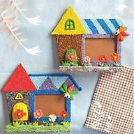 Ngôi nhà mùa thu- gỗ thumbnail