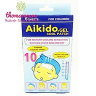 Miếng dán hạ sốt cho trẻ em Aikido thumbnail