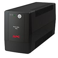 Bộ lưu điện APC Back-UPS 650VA, 230V, AVR, Universal Sockets-BX650LI-MS - Hàng Chính Hãng thumbnail