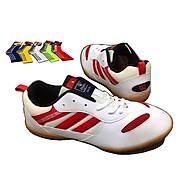 Giày Cầu lông, Bóng bàn, Bóng chuyền, Bóng rổ tặng kèm vớ chống trơn cao cấp (màu ngẫu nhiên) thumbnail