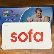 Bộ Thẻ Flash Card Học Tiếng Anh Cho Bé Học Liệu Glenn Doman - Dạy Trẻ Học nói _ Dạy Trẻ Thông Minh Sớm thumbnail
