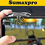 Bộ 2 nút bấm chơi game Pubg Mobile Sumaxpro hỗ trợ chơi game trên điện thoại - Hàng chín hãng thumbnail