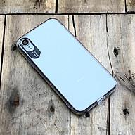 Ốp lưng bảo vệ camera dành cho iPhone XR - Màu đen - Hàng chính hãng thumbnail